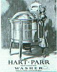 Hart Parr Washing Machine