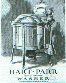 Hart-Parr Washing Machine